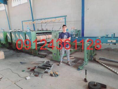 ساخت و تولید دستگاهای کارتن سازی
